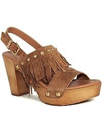 Sandalia de mujer - Alpe modelo 34271167 - Talla: 39