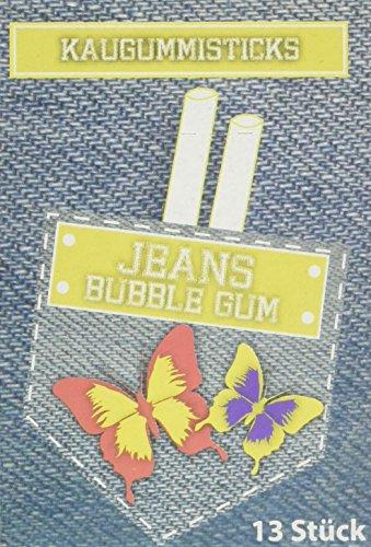 DOK Jeans Bubble Gum Sticks, 32er Pack (32 x 44 g)