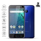 [2 Pièces] HTC U11 Life Protection écran, Beyeah Protection écran en Verre Trempé [Ultra Clair] [Easy-Install] [Résistant aux rayures] [GARANTIE À VIE]