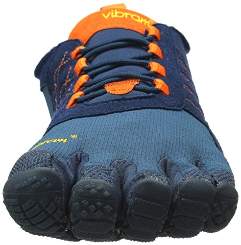 Vibram Five Fingers Herren Trek Ascent Outdoor Fitnessschuhe Blau (Deep Pond)
