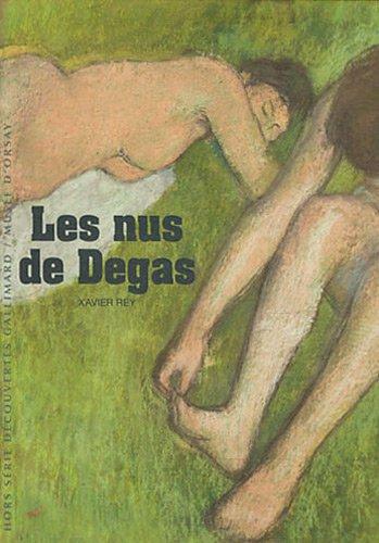 Les nus de Degas par Xavier Rey