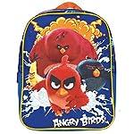 Perletti perletti13617 31 x 24 x 10 cm Angry Birds Design Mini Backpack