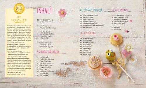 2 X Cake-Pop-Set: Plus Cake-Pop-Backform (für 16 Cake-Pops) (GU Buch plus) (Buch Cake-pops)