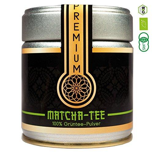 Matcha Tee aus Japan