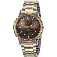Timex Empera Analog Brown Dial Men's Watch-TW000U307