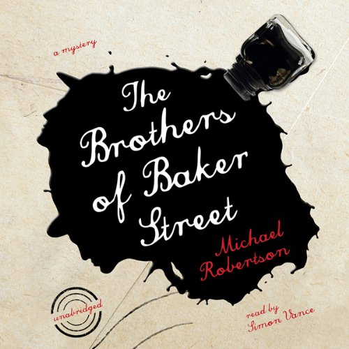 The Brothers of Baker Street  Audiolibri