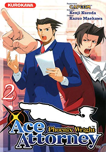 Ace Attorney - Phoenix Wright Vol.2