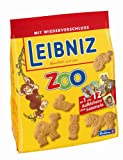 Leibniz Zoo, 3er Pack  (3 x 125 g Packung)