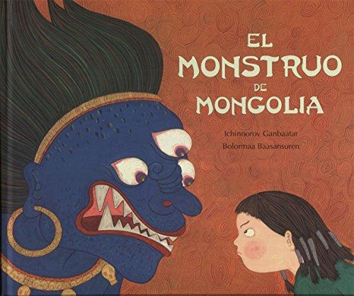 El monstruo de Mongolia por Ichinnorov Ganbaatar
