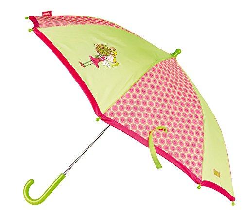 sigikid, Mädchen, Regenschirm Mit Blumenfee, Florentine, Grün/pink, 24448