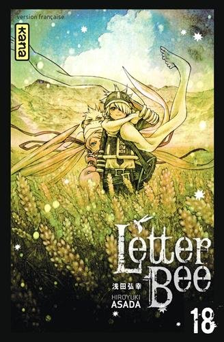 Letter Bee, tome 18