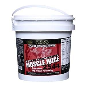 Ultimate Nutrition Muscle Juice 2544 - Chocolate 10.45 lbs (4.75kg)