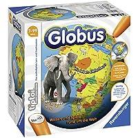 Ravensburger 00787 - Tiptoi Interaktiver Globus 17, Spiel