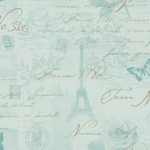 calligraphy-paris-postcard-wallpaper-duck-egg-97753-by-holden-decor