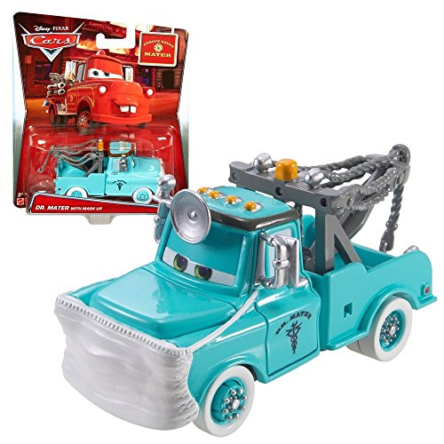 Toon-mater Cars (Disney Cars Cast 1:55 - Auto Fahrzeuge Toons Tokyo Mater zur Auswahl, Typ:Dr. Hook / Mater)