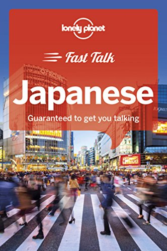 Lonely Planet Fast Talk Japanese