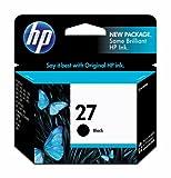 HP Hewlett Packard Tinte Inkjet schwarz print Drucker Fax Drucker Kopierer Patrone Nr. 27C8727a