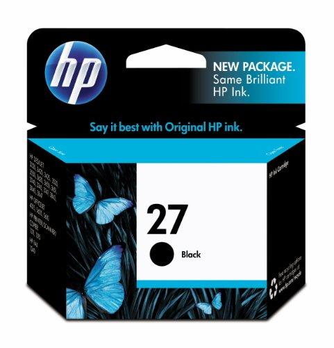 HP Hewlett Packard Tinte Inkjet schwarz print Drucker Fax Drucker Kopierer Patrone Nr. 27C8727a -