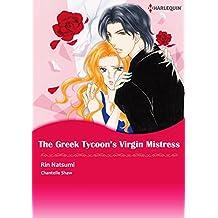 The Greek Tycoon's Virgin Mistress (Harlequin comics)