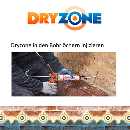 Zoom IMG-3 dryzone iniettabili sinlook orizzontale l