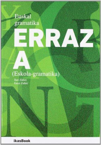 Euskal Gramatika Erraza por Batzuk