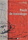 Précis de toxicologie