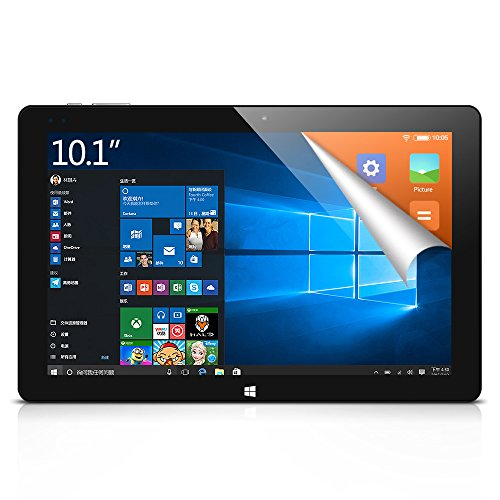 ALLDOCUBE iWork10 Pro Dual OS 2-in-1 Tablet (Windows 10 und Android 5.1, 10,1 Zoll 1920*1200 IPS Display, 4GB RAM, 64GB eMMC, Intel Atom x5-Z8350, Kein USB-Netzteil im Karton) Cube Tablet