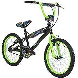 Kinder BMX Concept Graffiti 18 Zoll Kinderfahrrad schwarz grün