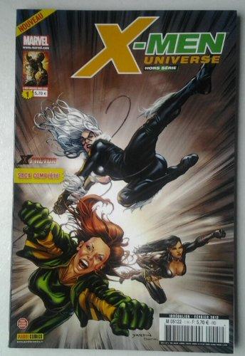 X-Men Universe Hs 01 (X-Factor) par Collectif