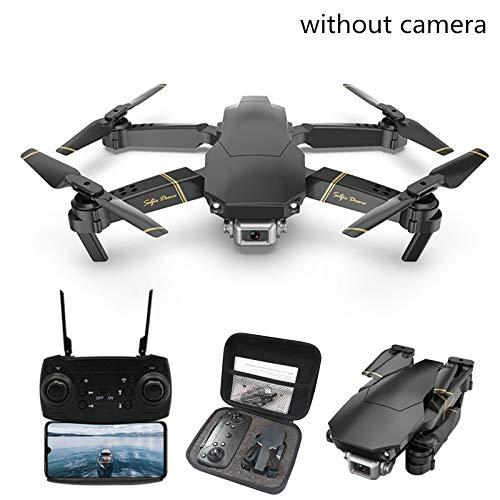 Matedepreso E68 Mini Drone with Camera WiFi HD FPV Video Foldable RC Quadcopter RTF 4CH 2.4Ghz Remote Control Drone Altitude Hold with Storage Bag