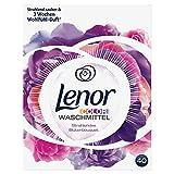 Lenor Colorwaschmittel Pulver Strahlendes Blütenbouquet
