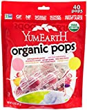 Yumearth Assorted Lollipops