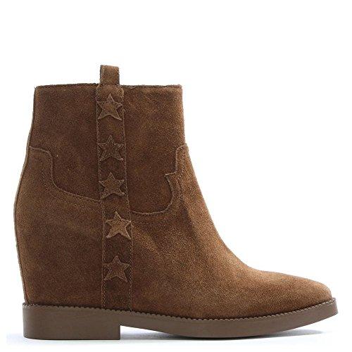Ash Footwear Ash Chaussures Goldie Boots a Talon Noir Femme