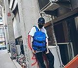 SEBAS Home Persönlichkeit Rucksäcke High School Unisex Student Schoolbag Canvas Rucksack mit großer Kapazität