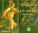 Händel - Orlando / Bardon · Mannion · Summers · Joshua · Ven der Kamp · Les Arts Florissants · Christie