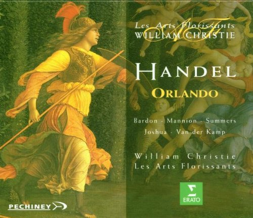 Preisvergleich Produktbild Händel - Orlando / Bardon · Mannion · Summers · Joshua · Ven der Kamp · Les Arts Florissants · Christie