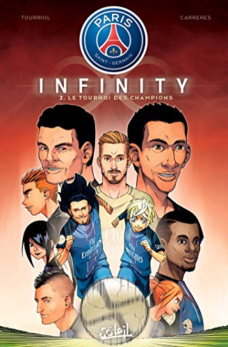 Paris Saint-Germain Infinity T02