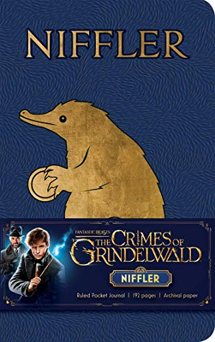 Fantastic Beasts: The Crimes of Grindelwald (Journals) por Insight Editions