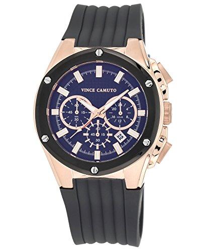 vince-camuto-vc-1063dgrg-reloj-unisex-correa-de-silicona-color-negro