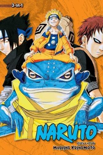 NARUTO 3IN1 TP VOL 05 (C: 1-0-1) (Naruto (3-in-1 Edition)) por Masashi Kishimoto