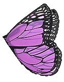 DREAMY DRESS-UPS Morado Monarch alas Disfraz