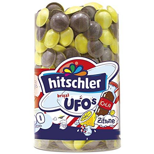 Preisvergleich Produktbild Hitschler Brause-Flummis Cola-Zitrone Dose