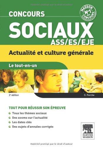 Concours sociaux ASS/ES/EJE : Actualité et culture générale