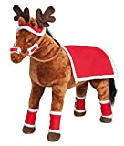 Happy People 58467 - Pferde Weihnachts-Set