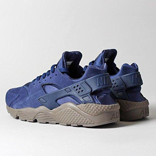 Nike Men's Air Huarache Run SE Binary Running Shoe, Blue,11 UK 46 EU
