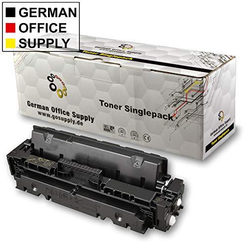 German Office Supply Toner für HP CF410X 410X schwarz HP Color Laserjet Pro M 452/dn/dw/nw Pro MFP M 377 dw Pro MFP M 477 fdn/fdw/fnw