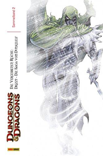 Dungeons & Dragons Sammelband 2, Die Vergessenen Reiche: Drizzt - Die Saga vom Dunkelelf (Vergessene Reiche - Sammelband)