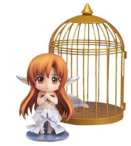 Otaku-Base® - Sword Art Online - Asuna Titania Version Nendoroid 1/8 PVC Figur, 10 cm Collectors Edition - SOA Anime Merchandise Fanartikel (Asuna Titania ()