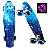 WeSkate Mini Cruiser Skateboard