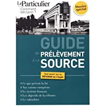 Guide du prélèvement à la source